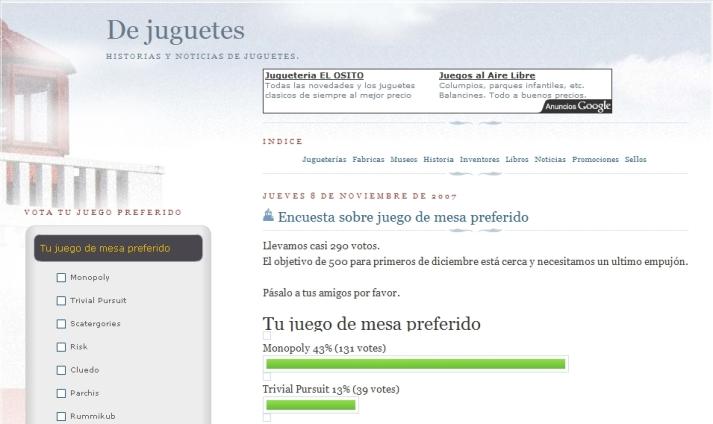Blog deJuguetes