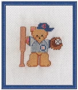 Osito TeddyBeisbolista