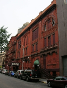 Webster Hall en la actualidad