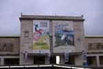 Estación Martima - Exposición Los Murales de Faro