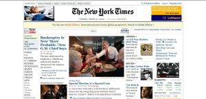 New York Times - Edición EE.UU.