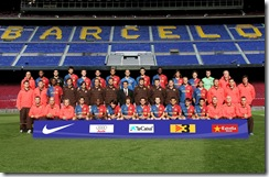 F C Barcelona 2008-2009