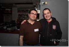Tomás y Pablo Ferreira