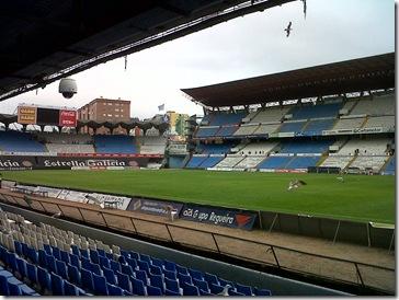 Estadio Municipal de Balaídos el 21 de mayo de 2011