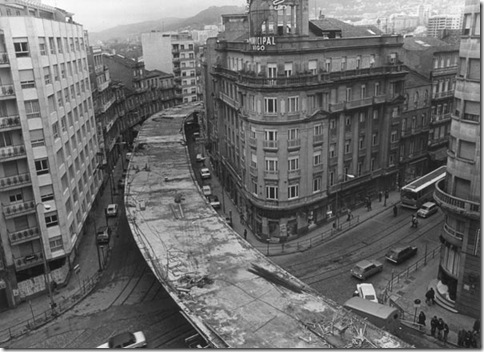 Scalextric de Vigo © Magar/Faro de Vigo